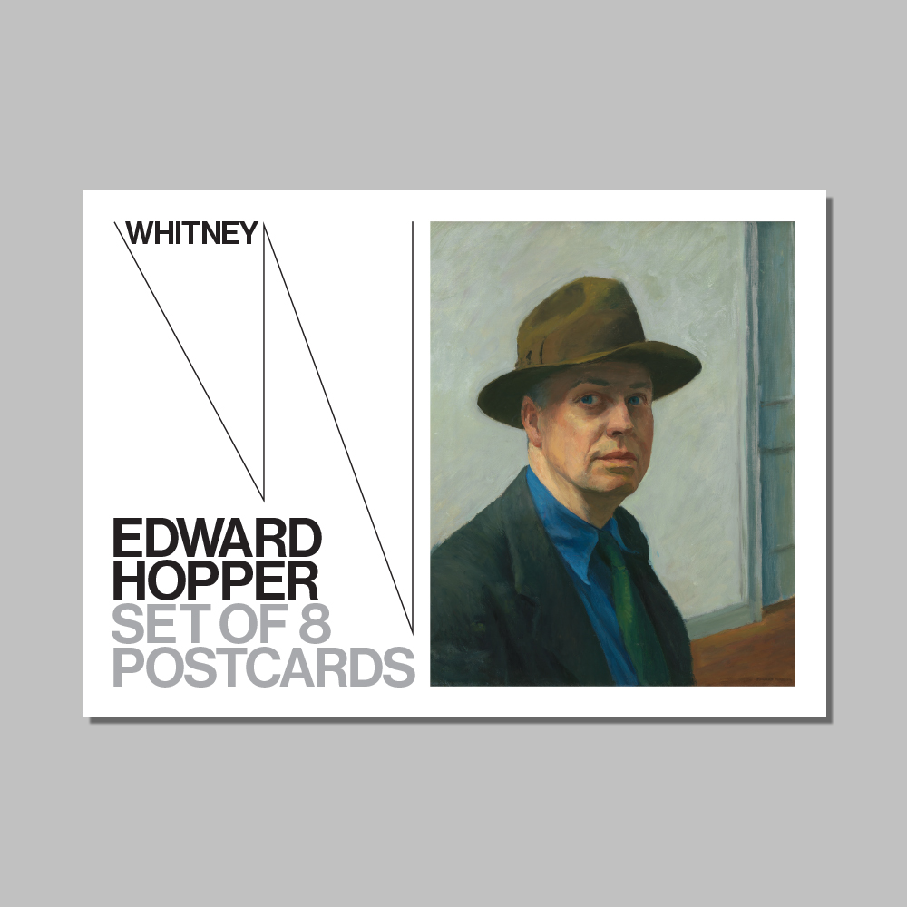 Edward Hopper Postcard Set8