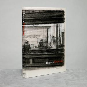 Edward Hopper: Hopper Drawing