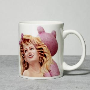 Jeff Koons Pink Panther Mug