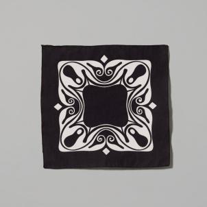 Carol Bove Origin Handkerchief