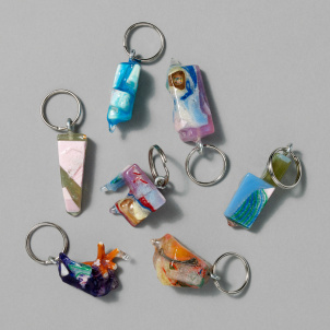Whitney Nugget Keychain from Chen Chen and Kai Williams