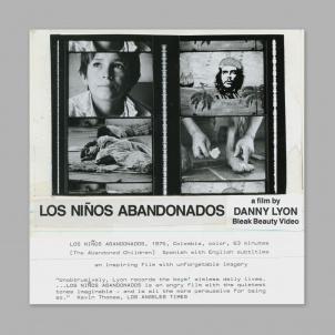 Danny Lyon: Los Ninos Abandonados DVD