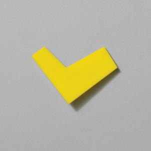 Boomerang Pin by Chus Burés