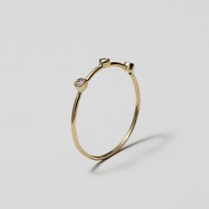 Three Diamond Ring