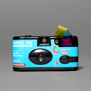 Color Negative Simple Use Camera
