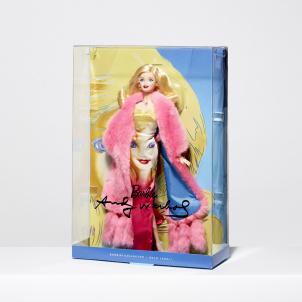 Andy Warhol Barbie® Portrait Doll