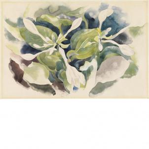 Charles Demuth, August Lilies, medium (26 x 18.74 in.) print