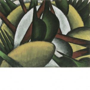 Arthur Dove, Plant Forms, medium (20.5 x 26 in.) print