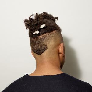 Two Piece Ceramic Hair Tie
