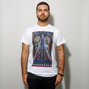 Joseph Stella Brooklyn Bridge T-Shirt