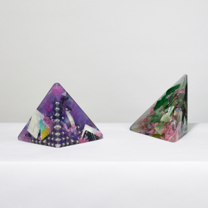 Whitney Bookends from Chen Chen and Kai Williams