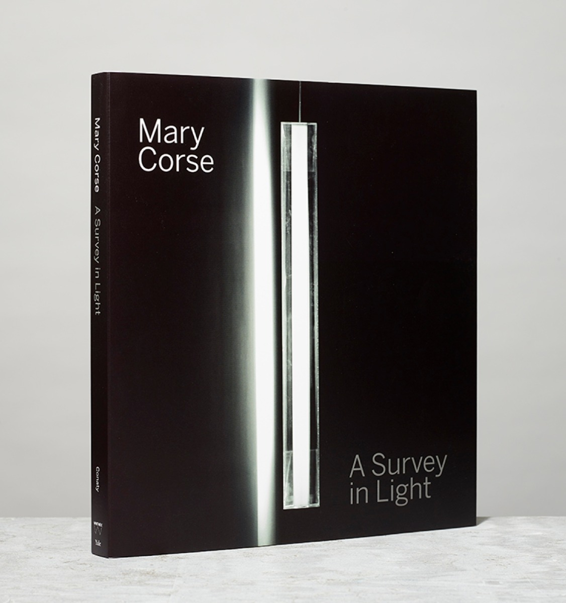 Mary Corse catalogue